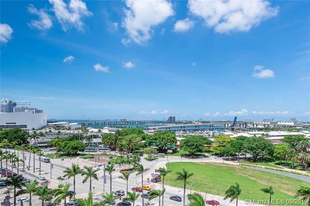 244 Biscayne Blvd #502, Miami, FL 33132 (MLS #A10743172) :: ONE Sotheby's International Realty