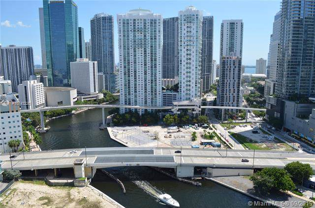 92 SW 3rd St #2501, Miami, FL 33130 (MLS #A10743226) :: ONE Sotheby's International Realty