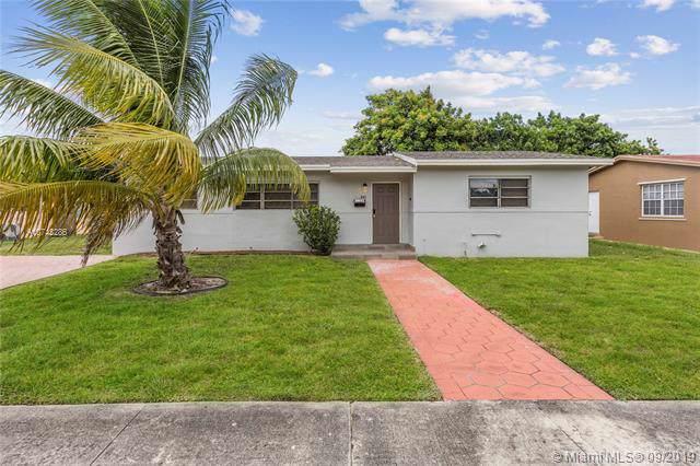 1001 NW 181st St, Miami Gardens, FL 33169 (MLS #A10743286) :: GK Realty Group LLC