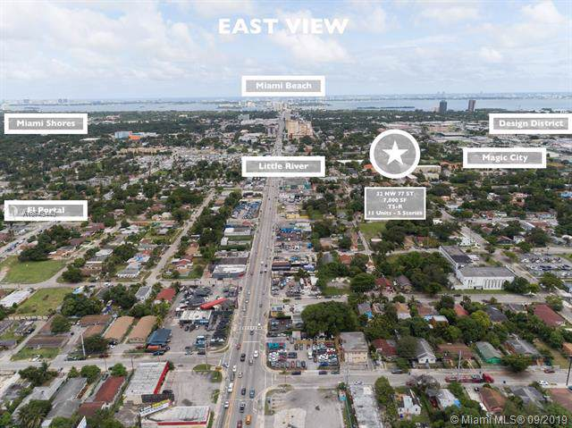 32 NW 77 St, Miami, FL 33150 (MLS #A10743440) :: United Realty Group