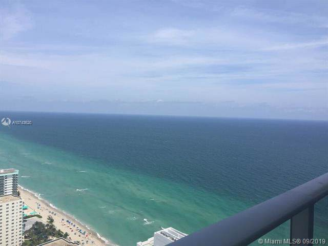 4111 S Ocean Dr #3706, Hollywood, FL 33019 (MLS #A10743620) :: Grove Properties