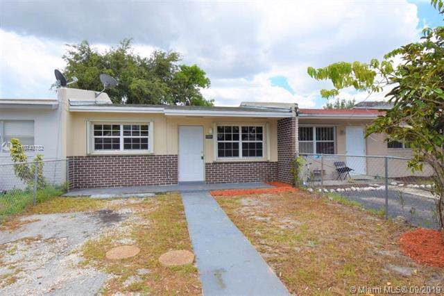 5520 SW 37th St, West Park, FL 33023 (MLS #A10743782) :: The Maria Murdock Group
