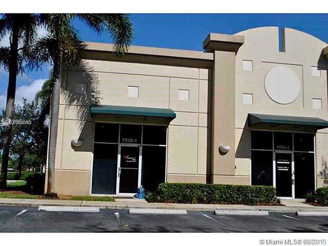 1930 N Commerce Pkwy #1, Weston, FL 33326 (MLS #A10743812) :: The Maria Murdock Group
