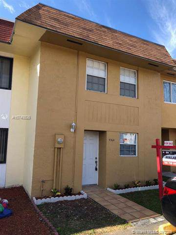 5364 W 23rd Ln #3, Hialeah, FL 33016 (MLS #A10743828) :: Grove Properties