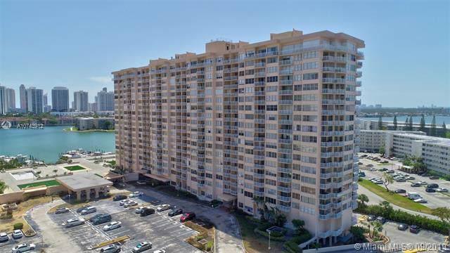 18011 Biscayne B Blvd, Aventura, FL 33160 (MLS #A10743912) :: Castelli Real Estate Services