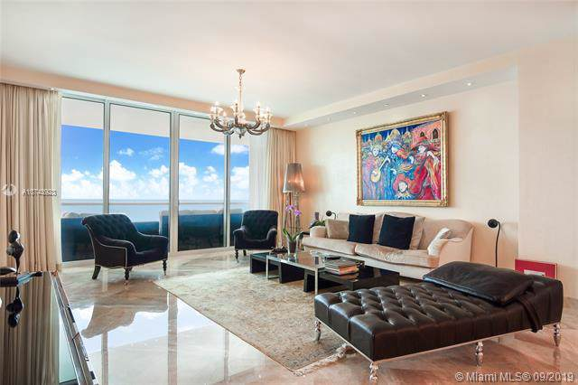16051 Collins Ave #2803, Sunny Isles Beach, FL 33160 (MLS #A10743923) :: The Erice Group
