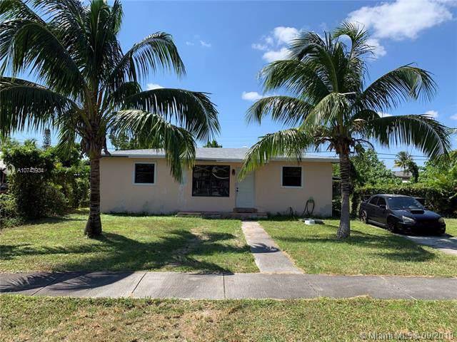 4230 SW 31st Dr, West Park, FL 33023 (MLS #A10743934) :: Miami Villa Group