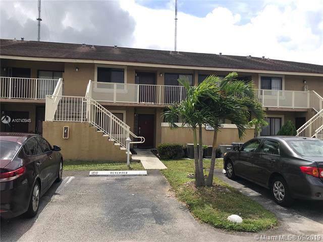 430 NW 214th St #103, Miami Gardens, FL 33169 (MLS #A10743945) :: The Kurz Team