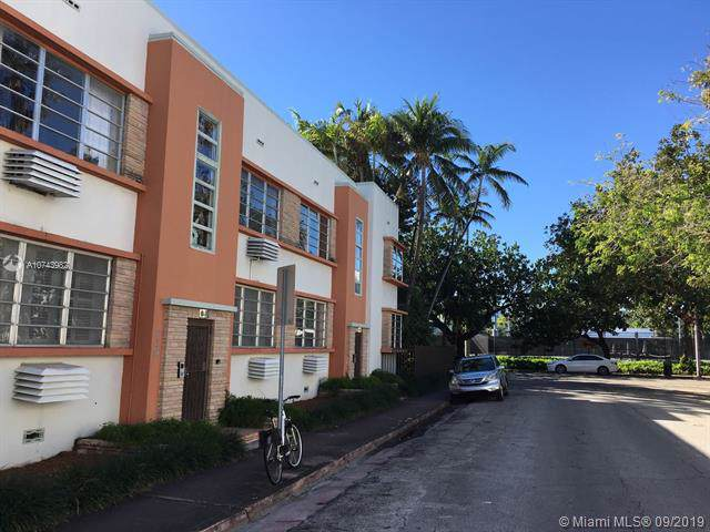 736 12th St #7, Miami Beach, FL 33139 (MLS #A10743982) :: ONE Sotheby's International Realty