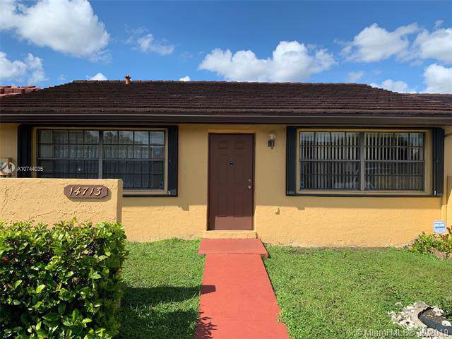 14713 SW 84th Ter #14713, Miami, FL 33193 (MLS #A10744035) :: The Jack Coden Group