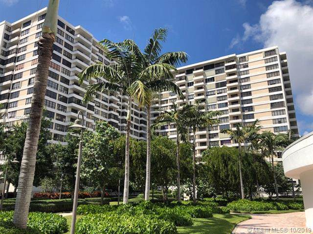 600 Three Islands Blvd #403, Hallandale, FL 33009 (MLS #A10744051) :: Grove Properties
