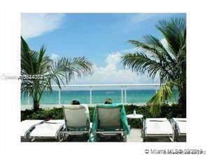 3000 S Ocean Dr #1422, Hollywood, FL 33019 (MLS #A10744064) :: The Teri Arbogast Team at Keller Williams Partners SW