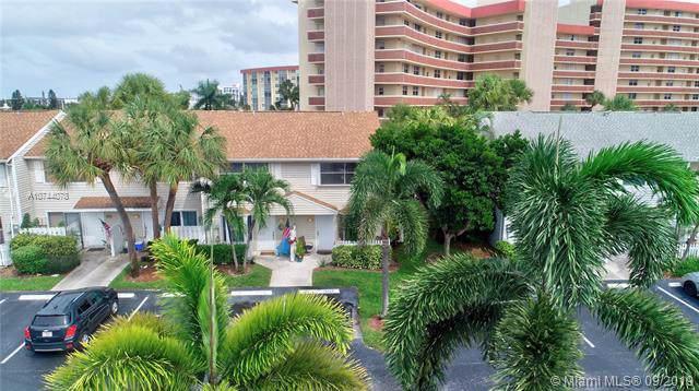 2815 NE 15th St #2815, Pompano Beach, FL 33062 (MLS #A10744078) :: Lucido Global