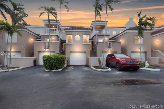 2414 NE 135th St #2414, North Miami, FL 33181 (MLS #A10744081) :: Lucido Global