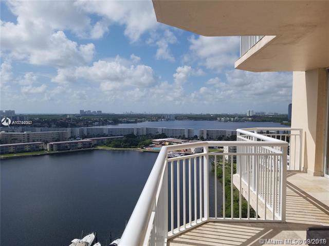 18081 Biscayne Blvd #1805, Aventura, FL 33160 (MLS #A10744082) :: Lucido Global