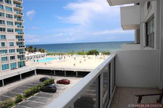 5313 Collins Ave #509, Miami Beach, FL 33140 (MLS #A10744083) :: Lucido Global