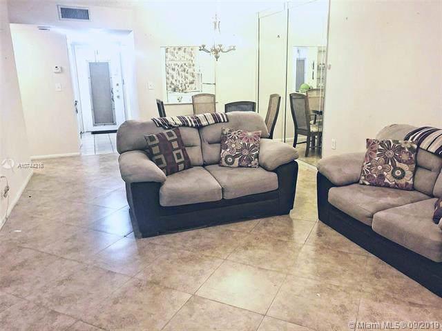 8060 N Sunrise Lakes Dr N #102, Sunrise, FL 33322 (MLS #A10744218) :: Castelli Real Estate Services