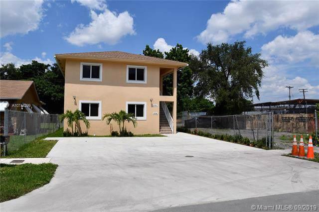 2759-2761 NW 57th St, Miami, FL 33142 (MLS #A10744299) :: The Kurz Team