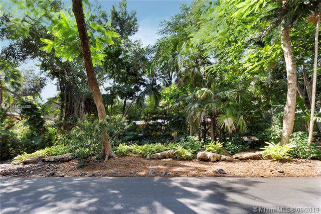 3630 Poinciana Ave - Lot 1, Coconut Grove, FL 33133 (MLS #A10744433) :: Carole Smith Real Estate Team
