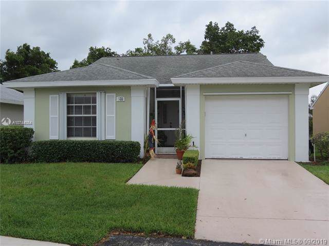 535 SE 22nd Ln, Homestead, FL 33033 (MLS #A10744554) :: Berkshire Hathaway HomeServices EWM Realty