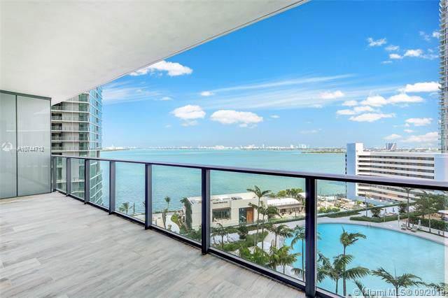 650 NE 32nd St #1003, Miami, FL 33137 (MLS #A10744712) :: Grove Properties