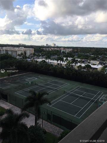 2500 Parkview Dr #914, Hallandale, FL 33009 (MLS #A10744717) :: Grove Properties