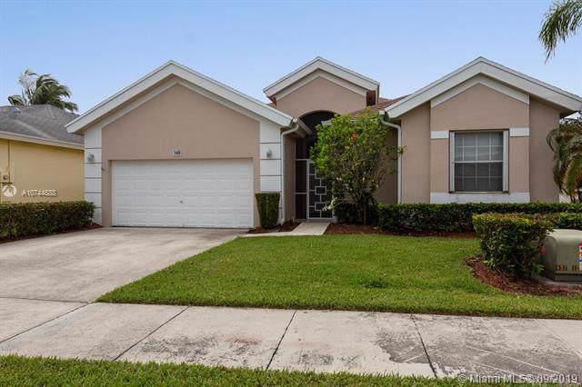 2400 SE 7 PL, Homestead, FL 33033 (MLS #A10744888) :: Grove Properties