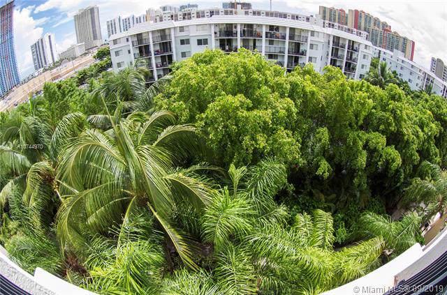 17145 N Bay Rd #4508, Sunny Isles Beach, FL 33160 (MLS #A10744970) :: Grove Properties