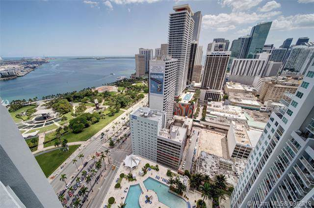 244 Biscayne Blvd #3507, Miami, FL 33132 (MLS #A10745524) :: Grove Properties