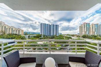 3300 NE 192nd St #605, Aventura, FL 33180 (MLS #A10745644) :: The Adrian Foley Group