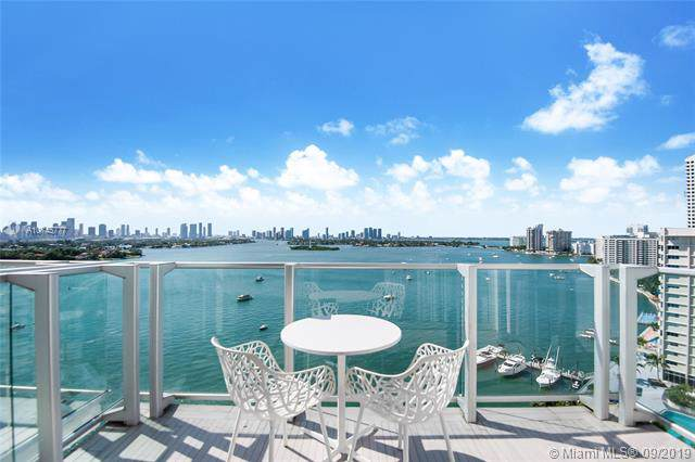 1100 West Ave #1624, Miami Beach, FL 33139 (MLS #A10745777) :: Ray De Leon with One Sotheby's International Realty
