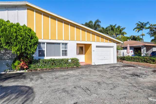 403 SW 61st Ter, Margate, FL 33068 (MLS #A10746144) :: Grove Properties