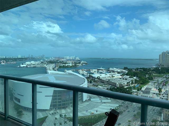 888 Biscayne Blvd #2701, Miami, FL 33132 (MLS #A10746260) :: Grove Properties