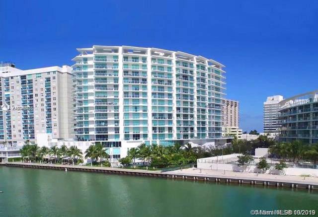 6700 Indian Creek Dr #508, Miami Beach, FL 33141 (MLS #A10746507) :: The Kurz Team