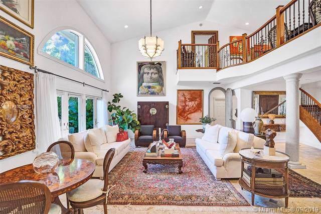 680 N Island Dr, Golden Beach, FL 33160 (MLS #A10746643) :: Grove Properties