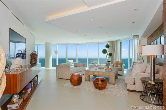 2711 S Ocean Dr #2005, Hollywood, FL 33019 (MLS #A10746718) :: Grove Properties
