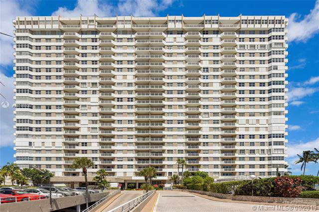 1950 S Ocean Dr 6M, Hallandale, FL 33009 (MLS #A10746805) :: RE/MAX Presidential Real Estate Group