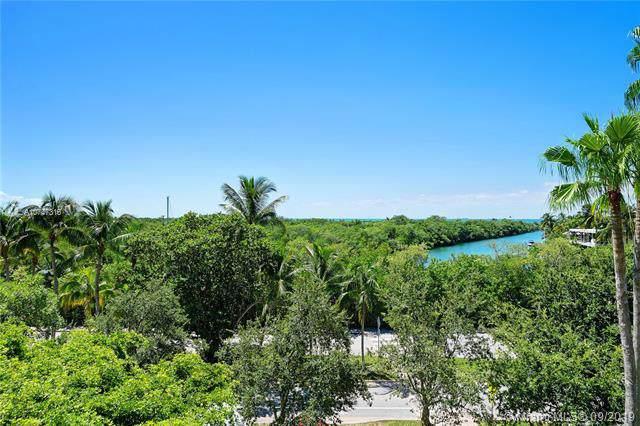 1121 Crandon Blvd E308, Key Biscayne, FL 33149 (MLS #A10747316) :: Prestige Realty Group