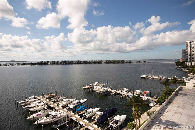 1865 Brickell Ave A909, Miami, FL 33129 (MLS #A10747367) :: Grove Properties