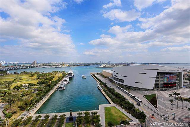 888 Biscayne #909, Miami, FL 33131 (MLS #A10747683) :: Ray De Leon with One Sotheby's International Realty