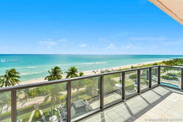 5225 Collins Ave #1001, Miami Beach, FL 33140 (MLS #A10747818) :: Patty Accorto Team