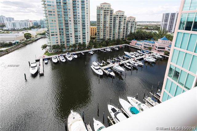 3370 Hidden Bay Dr #201, Aventura, FL 33180 (MLS #A10747987) :: The Riley Smith Group