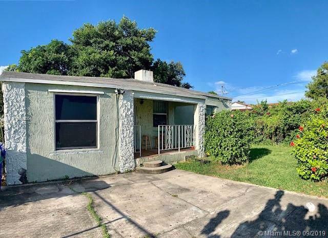 1437 NW 44th St, Miami, FL 33142 (MLS #A10748004) :: Grove Properties