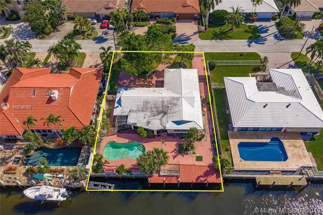 3041 NE 40th St, Fort Lauderdale, FL 33308 (MLS #A10748183) :: The Paiz Group