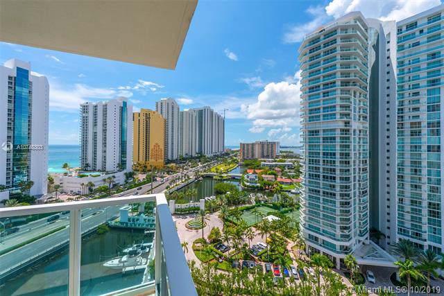 150 Sunny Isles Blvd 1-1505, Sunny Isles Beach, FL 33160 (MLS #A10748303) :: Green Realty Properties