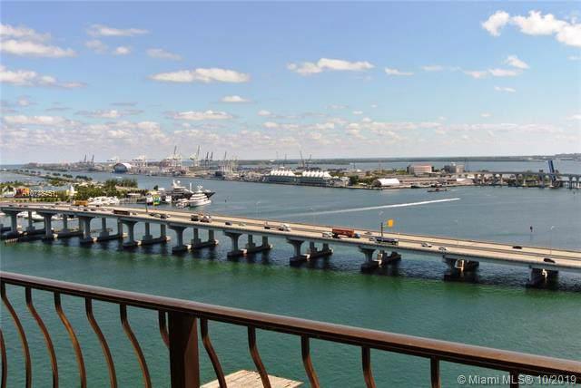 555 NE 15th St 22I, Miami, FL 33132 (MLS #A10748451) :: Grove Properties