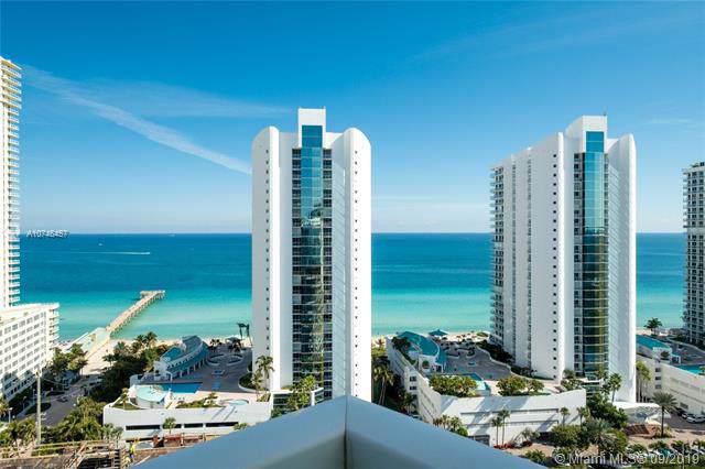 150 Sunny Isles Blvd 1-TS1, Sunny Isles Beach, FL 33160 (MLS #A10748457) :: Green Realty Properties