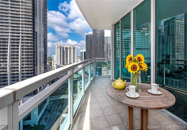 951 Brickell Ave #2411, Miami, FL 33131 (MLS #A10748511) :: The Teri Arbogast Team at Keller Williams Partners SW