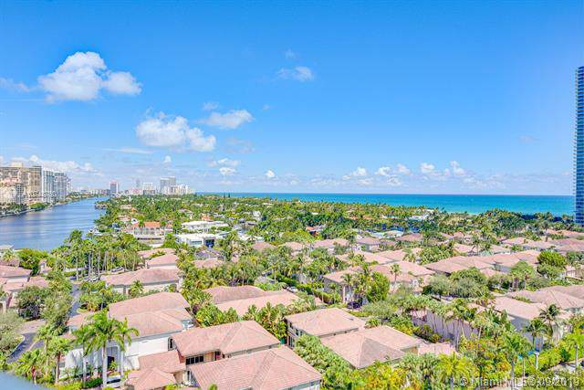 19380 Collins Ave #1418, Sunny Isles Beach, FL 33160 (MLS #A10748760) :: The Riley Smith Group