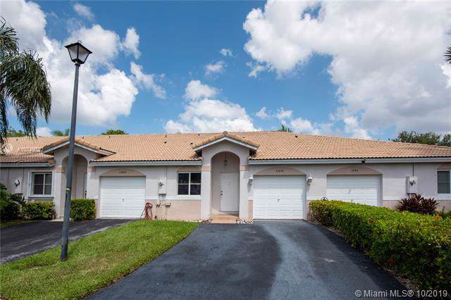 11241 SW 17th Ct, Miramar, FL 33025 (MLS #A10749020) :: Grove Properties